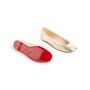 Authentic Second Hand Christian Louboutin Ballerina 872 Flats (PSS-074-00295) - Thumbnail 5
