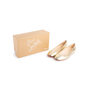 Authentic Second Hand Christian Louboutin Ballerina 872 Flats (PSS-074-00295) - Thumbnail 7