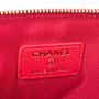 Authentic Second Hand Chanel Chevron O Case Pouch (PSS-074-00271) - Thumbnail 5
