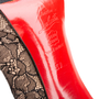 Authentic Second Hand Christian Louboutin Lace Yoyo Zeppa Pumps (PSS-074-00293) - Thumbnail 6