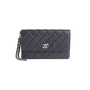 Authentic Second Hand Chanel Iridescent Caviar Clutch Wristlet (PSS-990-00008) - Thumbnail 0