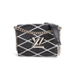 Authentic Second Hand Louis Vuitton Malletage Twist Lock PM  (PSS-990-00010) - Thumbnail 0