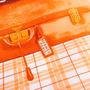Authentic Second Hand Hermès H En Voyage Gavroche Scarf (PSS-990-00021) - Thumbnail 3