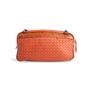 Authentic Second Hand Bottega Veneta Intrecciato Karung Shoulder Bag (PSS-990-00025) - Thumbnail 3