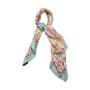Authentic Second Hand Louis Vuitton Floral Illustration Scarf (PSS-990-00030) - Thumbnail 0