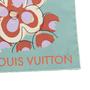 Authentic Second Hand Louis Vuitton Floral Illustration Scarf (PSS-990-00030) - Thumbnail 2