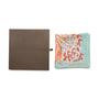 Authentic Second Hand Louis Vuitton Floral Illustration Scarf (PSS-990-00030) - Thumbnail 4