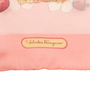 Authentic Second Hand Salvatore Ferragamo Butterfly Floral Sheer Scarf (PSS-990-00048) - Thumbnail 2