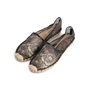 Authentic Second Hand Valentino Lace Espadrilles (PSS-074-00277) - Thumbnail 3