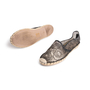 Authentic Second Hand Valentino Lace Espadrilles (PSS-074-00277) - Thumbnail 4
