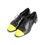 Authentic Second Hand Christian Dior Neon Tip Oxfords (PSS-088-00295) - Thumbnail 3