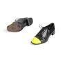 Authentic Second Hand Christian Dior Neon Tip Oxfords (PSS-088-00295) - Thumbnail 4