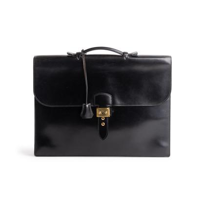 Authentic Second Hand Hermès Vintage Sac A Depeche (PSS-964-00005)