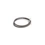 Authentic Second Hand Hermès Tournis Tresse Bracelet (PSS-224-00024) - Thumbnail 2