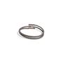 Authentic Second Hand Hermès Tournis Tresse Bracelet (PSS-224-00024) - Thumbnail 3