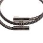 Authentic Second Hand Hermès Tournis Tresse Bracelet (PSS-224-00024) - Thumbnail 5