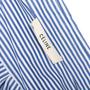 Authentic Second Hand Céline Pinstriped Shirt (PSS-816-00008) - Thumbnail 2