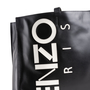 Authentic Second Hand Kenzo Logo Tote Bag (PSS-994-00004) - Thumbnail 4