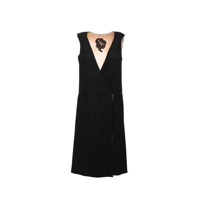 Authentic Second Hand Giorgio Armani Long Vest (PSS-561-00065)