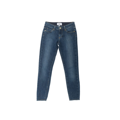 Authentic Second Hand Paige Skyline Ankle Peg Jeans (PSS-608-00010)