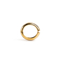 Authentic Second Hand Kenneth Jay Lane Wide Gold Bangle (PSS-356-00170) - Thumbnail 2