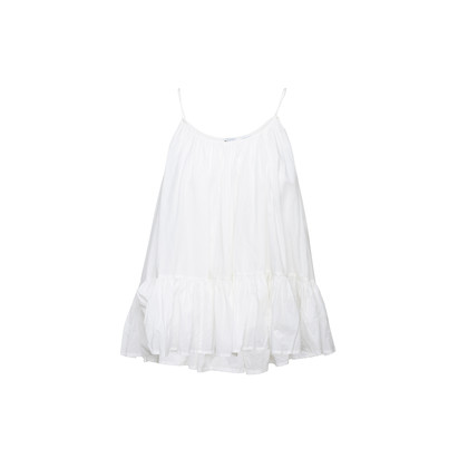 Authentic Second Hand Rhode Nala Ruffled Top (PSS-356-00194)