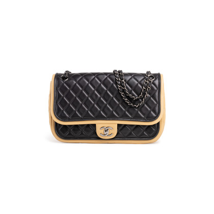 Authentic Second Hand Chanel Spring 2013 Flap Bag (PSS-356-00205)