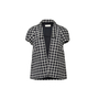 Authentic Second Hand Dries Van Noten Checked Outerwear (PSS-067-00227) - Thumbnail 0
