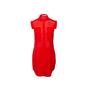 Authentic Second Hand T by Alexander Wang Sheer Insert Sleeveless Dress (PSS-067-00267) - Thumbnail 0