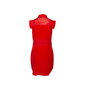 Authentic Second Hand T by Alexander Wang Sheer Insert Sleeveless Dress (PSS-067-00267) - Thumbnail 1