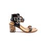 Authentic Second Hand Maison Martin Margiela Block Heel Sandals (PSS-299-00014) - Thumbnail 1