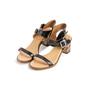 Authentic Second Hand Maison Martin Margiela Block Heel Sandals (PSS-299-00014) - Thumbnail 3
