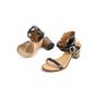 Authentic Second Hand Maison Martin Margiela Block Heel Sandals (PSS-299-00014) - Thumbnail 4