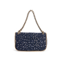 Authentic Second Hand Chanel Tweed Flap Shoulder Bag (PSS-990-00093) - Thumbnail 2