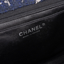 Authentic Second Hand Chanel Tweed Flap Shoulder Bag (PSS-990-00093) - Thumbnail 5