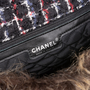 Authentic Second Hand Chanel Faux Fur Tweed Flap Bag (PSS-990-00094) - Thumbnail 5