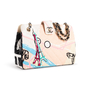 Authentic Second Hand Chanel Eiffel Tower Map Shoulder Bag (PSS-990-00102) - Thumbnail 1