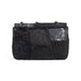 Authentic Second Hand Chanel Faux Fur Patchwork Jumbo Flap Bag (PSS-990-00096) - Thumbnail 2