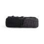 Authentic Second Hand Chanel Faux Fur Patchwork Jumbo Flap Bag (PSS-990-00096) - Thumbnail 3