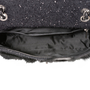 Authentic Second Hand Chanel Faux Fur Patchwork Jumbo Flap Bag (PSS-990-00096) - Thumbnail 6