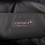 Authentic Second Hand Chanel Faux Fur Patchwork Jumbo Flap Bag (PSS-990-00096) - Thumbnail 5