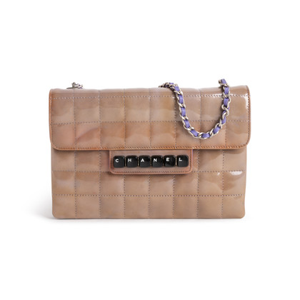 Authentic Second Hand Chanel Keyboard Flap Bag (PSS-990-00099)