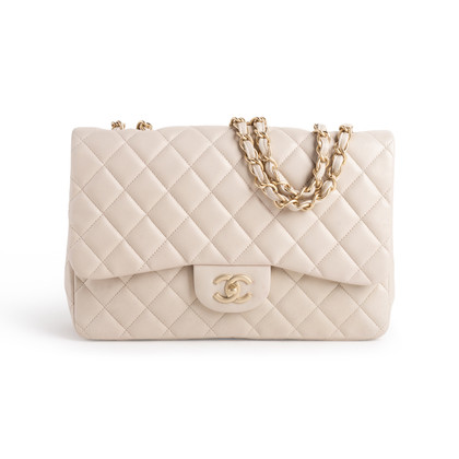 Authentic Second Hand Chanel Jumbo Single Flap Bag (PSS-990-00105)