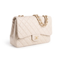Authentic Second Hand Chanel Jumbo Single Flap Bag (PSS-990-00105) - Thumbnail 1