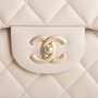 Authentic Second Hand Chanel Jumbo Single Flap Bag (PSS-990-00105) - Thumbnail 5