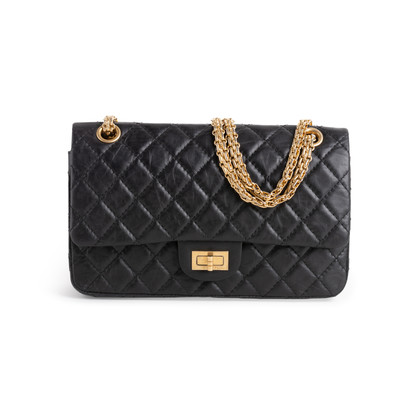 Authentic Second Hand Chanel Reissue 2.55 Bag (PSS-990-00106)