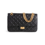 Authentic Second Hand Chanel Reissue 2.55 Bag (PSS-990-00106) - Thumbnail 0