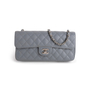 Authentic Second Hand Chanel Caviar East West Flap (PSS-990-00108) - Thumbnail 0