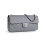 Authentic Second Hand Chanel Caviar East West Flap (PSS-990-00108) - Thumbnail 1