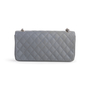 Authentic Second Hand Chanel Caviar East West Flap (PSS-990-00108) - Thumbnail 2